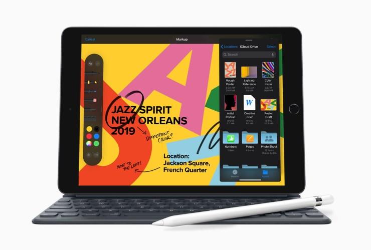 Apple  Keyboard iPad 7
