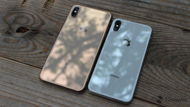Benchmark iPhone 11 pertama telah bocor, menunjukkan peningkatan sederhana 1