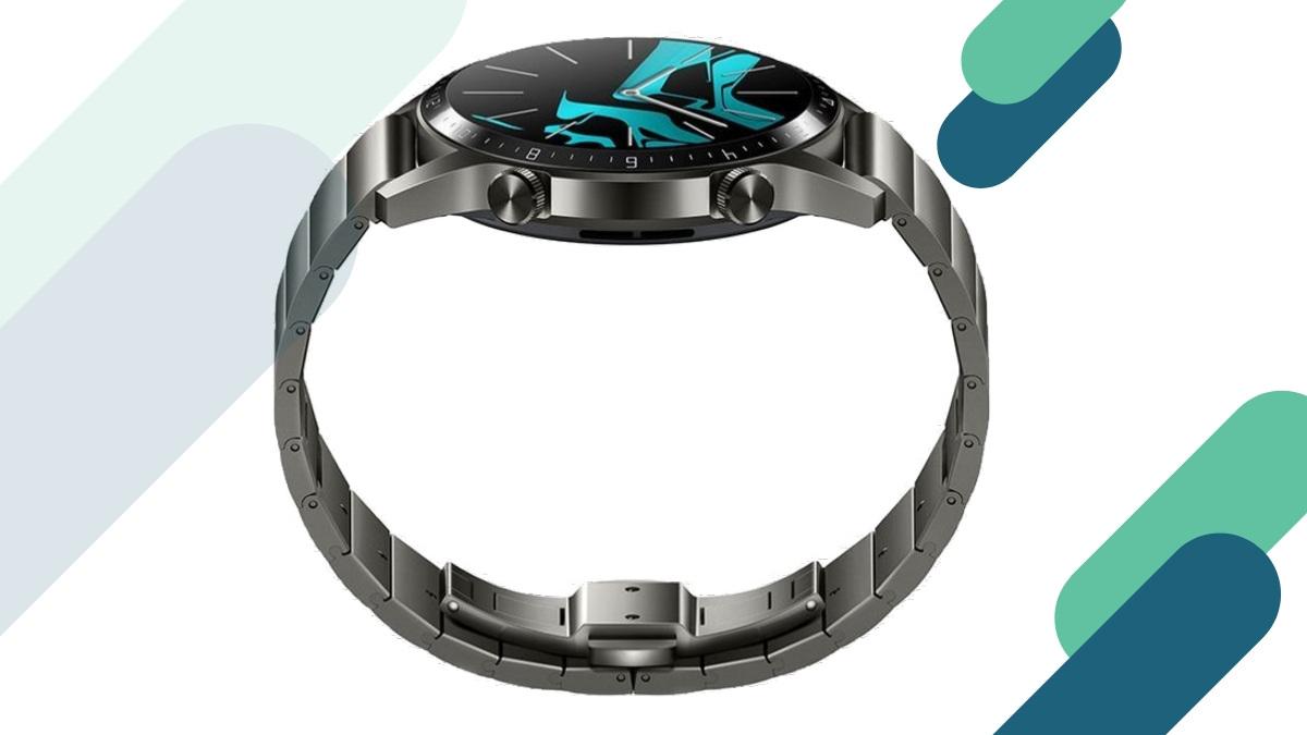 Puštena slika Huawei Watch GT2 otkriva novi i bolji dizajn 1