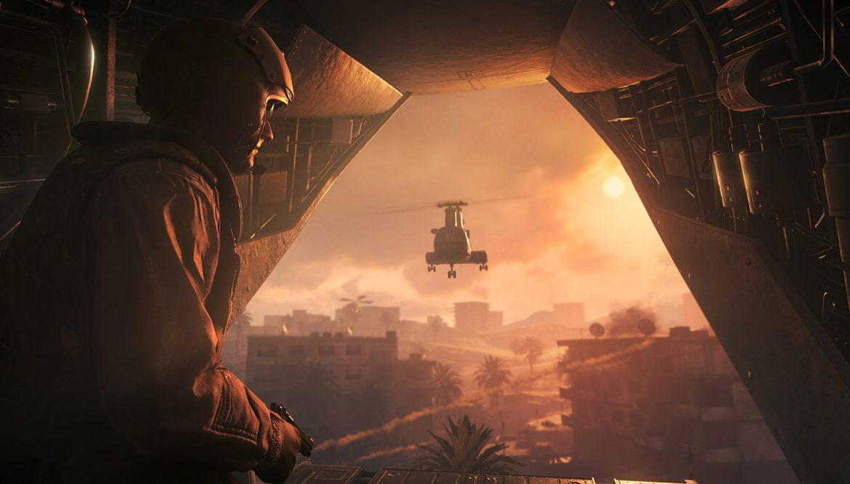 Call of Duty: Modern Warfare mengungkapkan Minotaur, operator baru