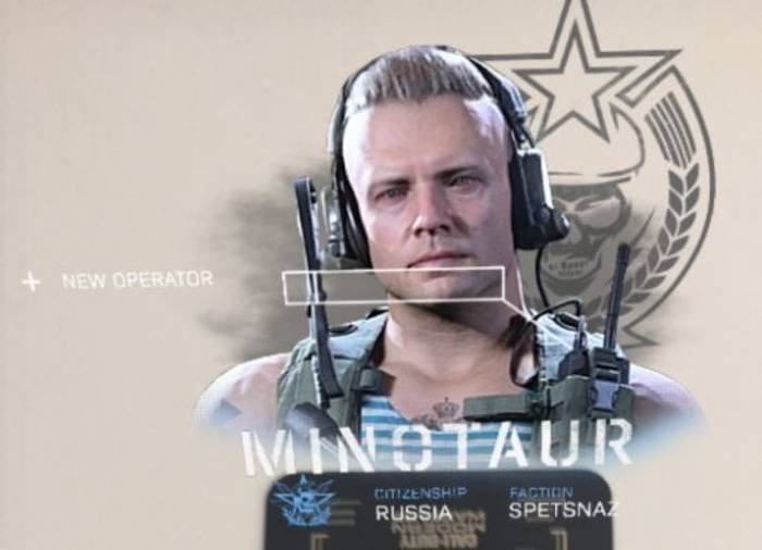 Call of Duty: Modern Warfare mengungkapkan Minotaur, operator baru 1