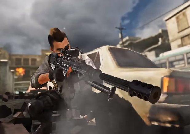 Call of Duty: Pre-Registration Mobile Beta ahora disponible 2