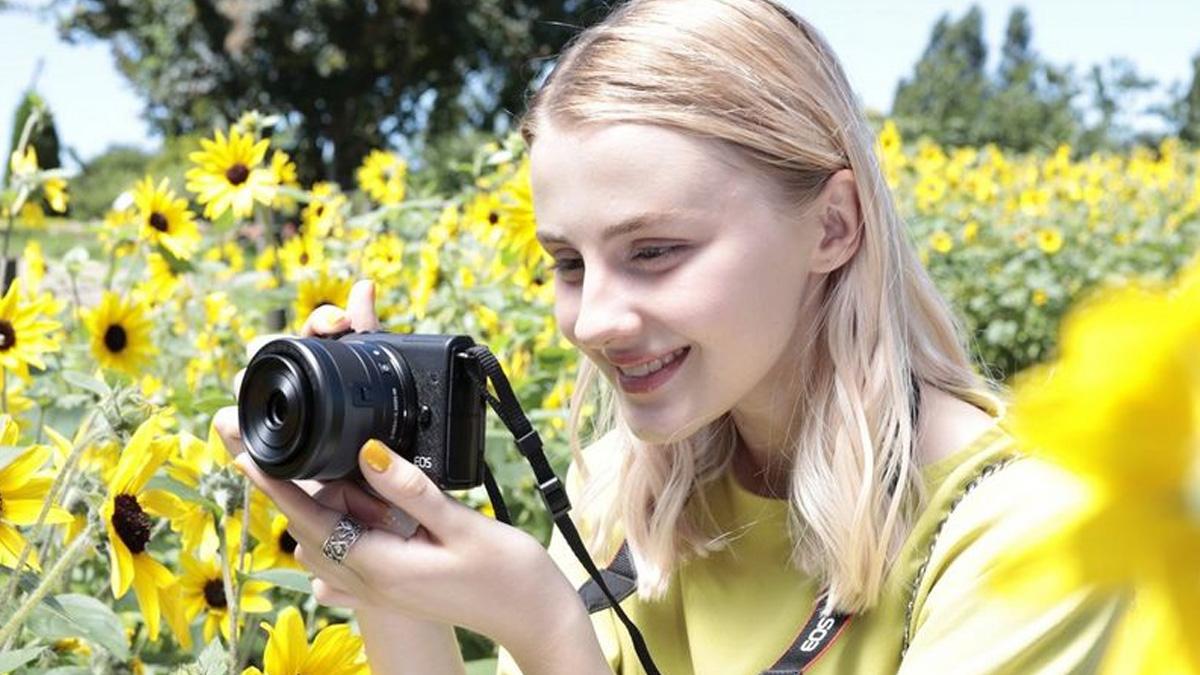 Canon anunció la cámara del sistema EOS M200 con funciones fáciles de usar 1