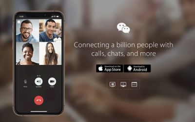 Cara Memblokir atau Menghapus Teman di WeChat 1