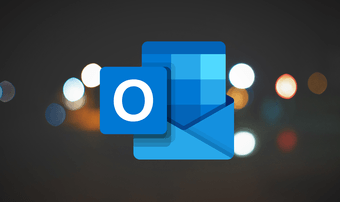 Outlook qaranlıq rejimi iOS Android Featured