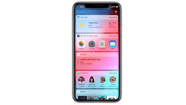Cara Menggunakan Widget Ios 12 Pada Iphone Anda Xr Xs