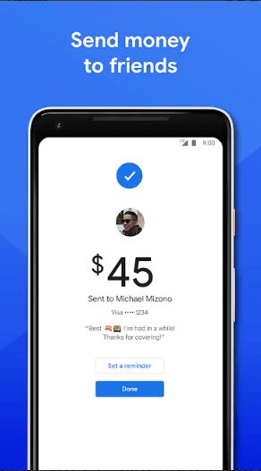 Google Pay vasitəsilə pulu necə göndərmək olar: ümumi qaydalar 2