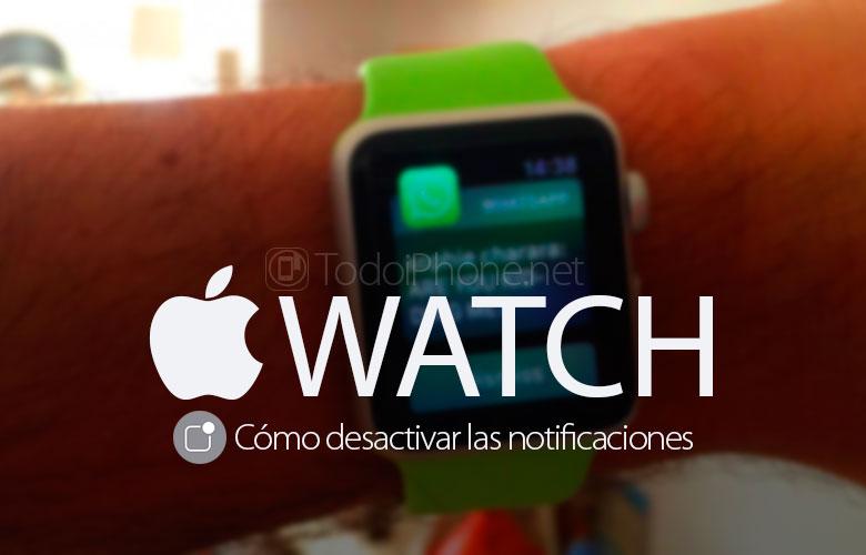 Bildirişləri necə deaktiv etmək olar Apple Watch 2