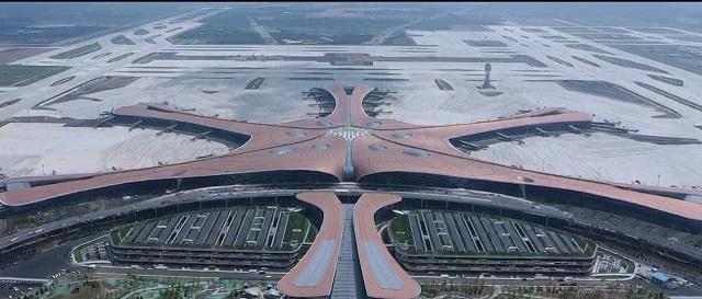 China Eastern Airlines, Beijing Unicom, dan Huawei Beijing Meluncurkan 5G Smart Travel System 2