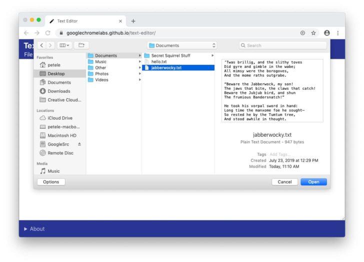 Chrome Beta 78 memungkinkan situs mengedit file lokal, membaca teks SMS verifikasi, dan banyak lagi 1