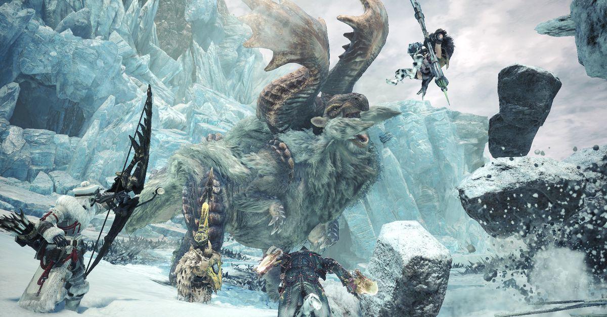 Во експанзијата на ловец чудовиште во мраз, дури и замрзнато поле излегува да ве одбере 2