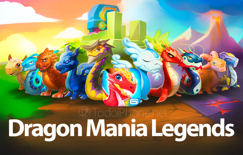 """Легенди со змеј змеј, игра со змејови на """"Гамелофт"""" за iPhone и iPad 2"""