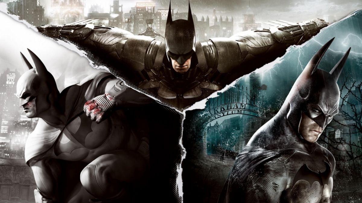 Продавницата за епски игри обезбедува 6 игри за Бетмен компјутер за слободни 1