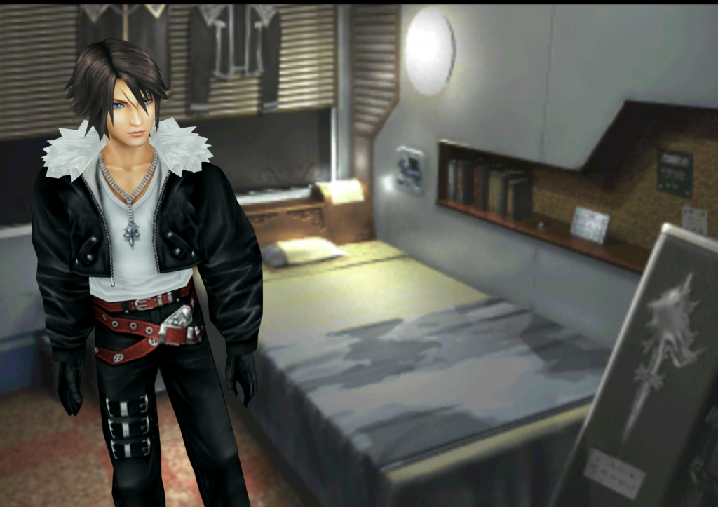 Завршен преглед на Final Fantasy VIII 1