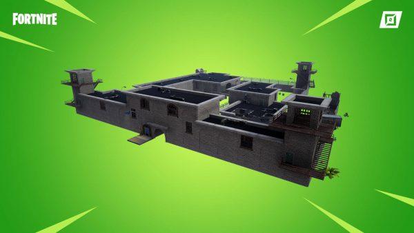 Fortnite    v10.20 Innehållsuppdateringar Lägg till Floating Islands, Zapper Trap Makers och Flush Factory 3