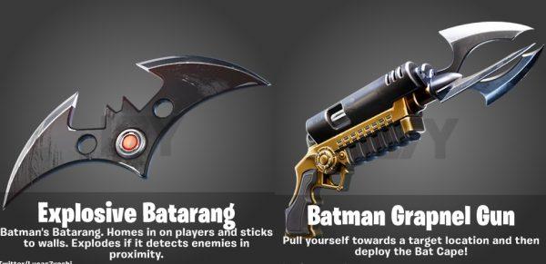 Fortnite  x Batman: Bienvenido a la cruzada de Gotham próximamente 2