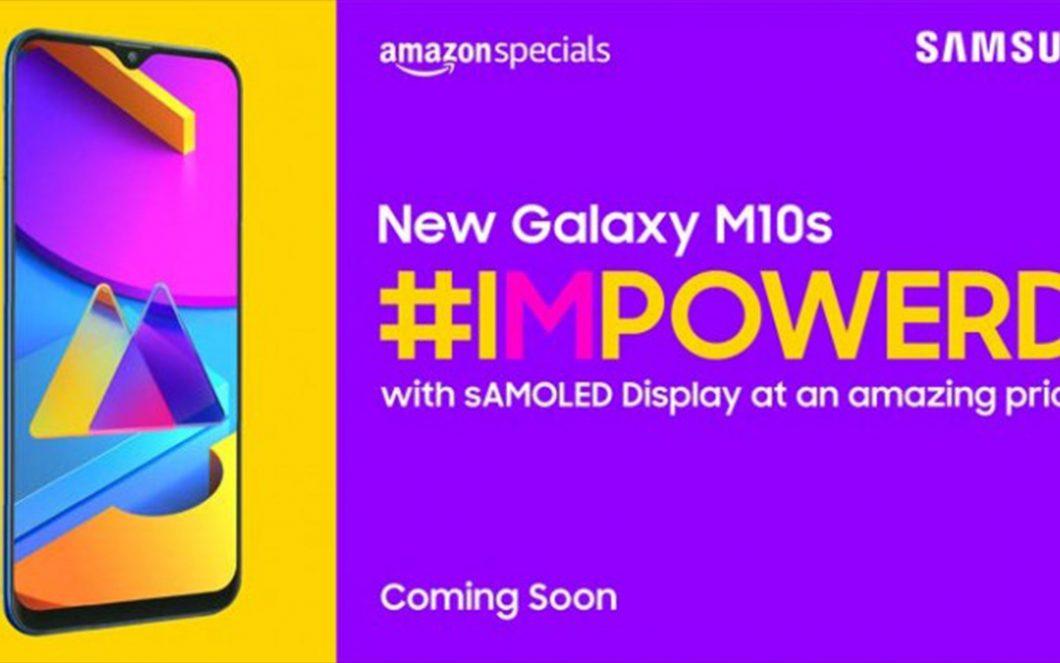 Галакси М10С: специфична нота, батерија 4000 mah 1