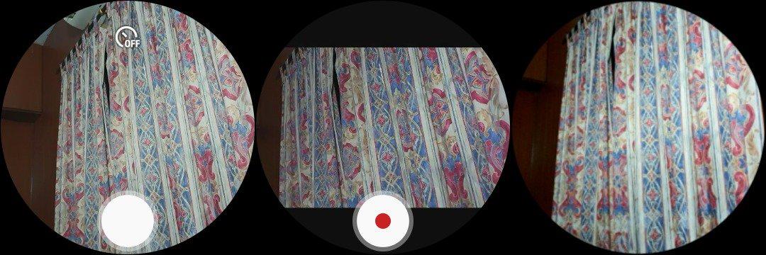 Апликацијата контролор на активна камера Galaxy Watch ви овозможува да фотографирате и видеа 1