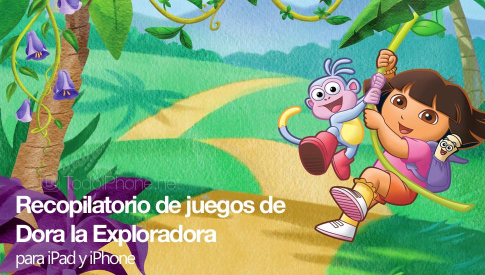 Paras Dora La Explorada -peli iPhonelle ja iPadille 2