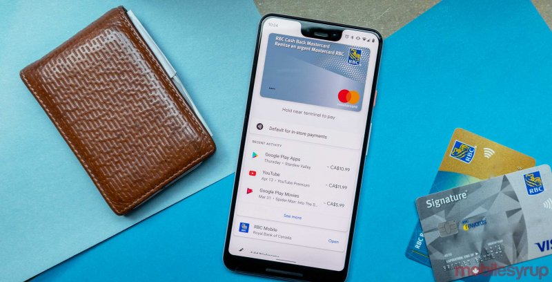 Google Pay gets dark mode in latest update