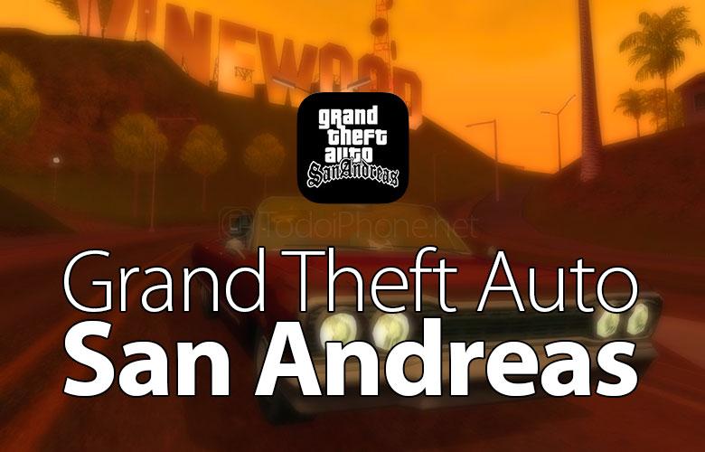 Grand Theft Auto: San Andreas, компатибилен со iPhone 6 и iPhone 6 Plus 2
