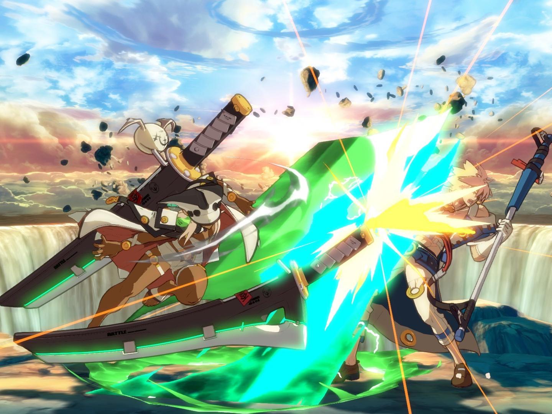 Günahkar Gear Xrd: REV baxış 2 (PS4, PS3, PC) 1