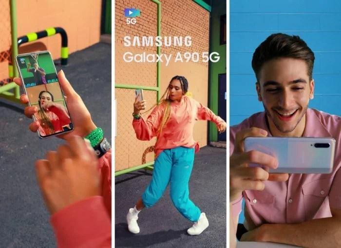 Galaxy A90 ќе биде опремен со чипсет Snapdragon 855