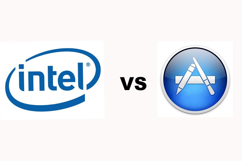 Head to Head: Intel AppUp vs Apple Mac App Store