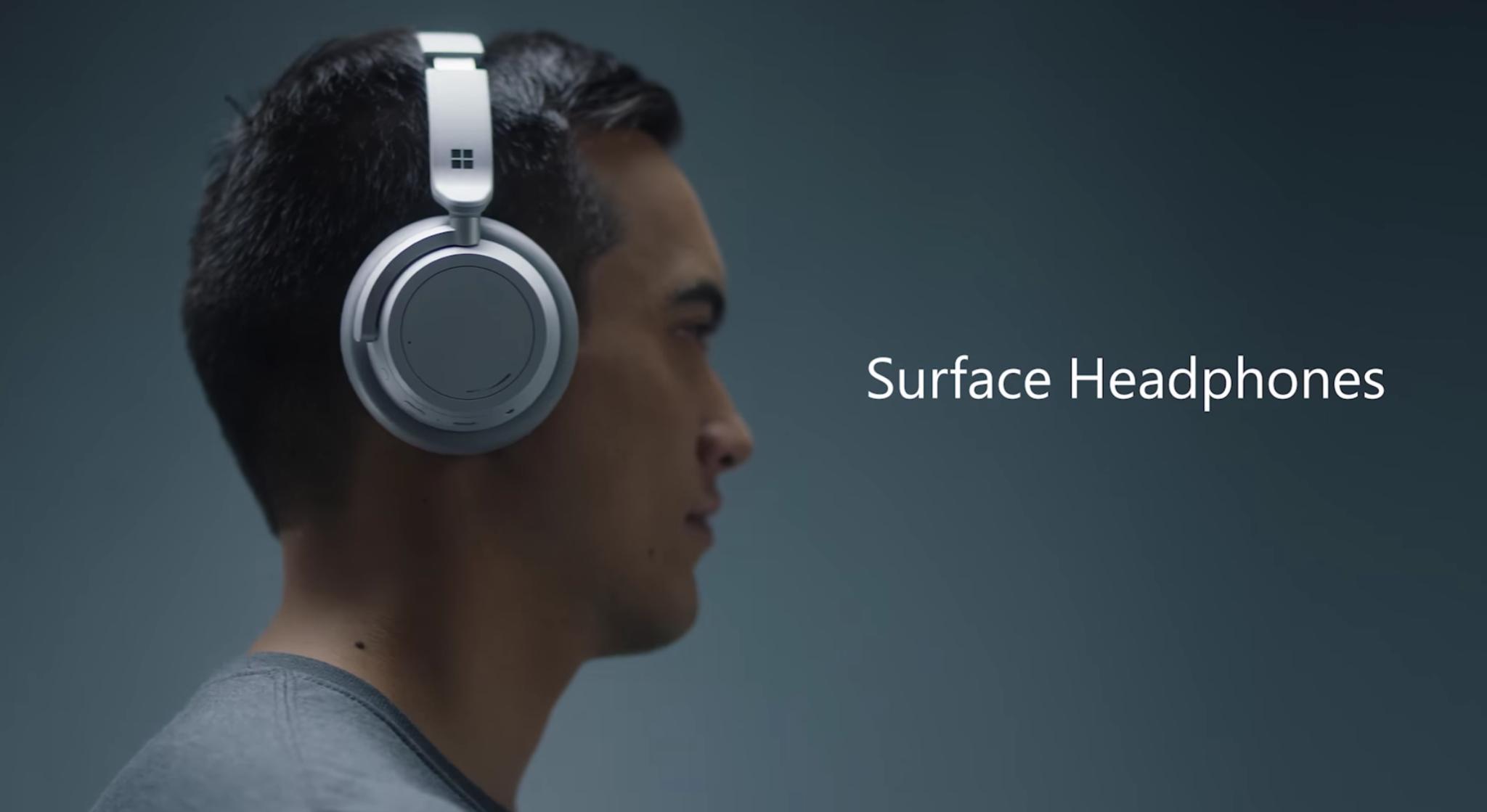 Површински слушалки