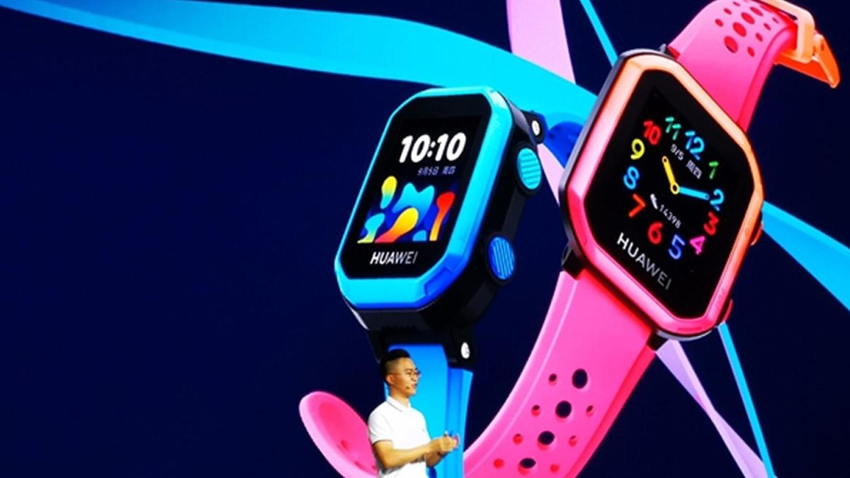 Huawei Children's Watch 3s dirilis dengan teknologi tahan air 1