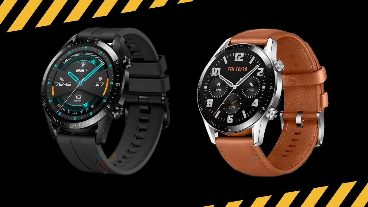 Huawei Watch GT 2 announced its arrival on September 19 1