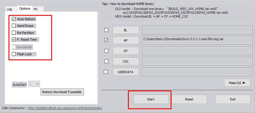 Instalirajte TWRP i Root Galaxy S8, S8 + Exynos u Oreo ažuriranjima 2