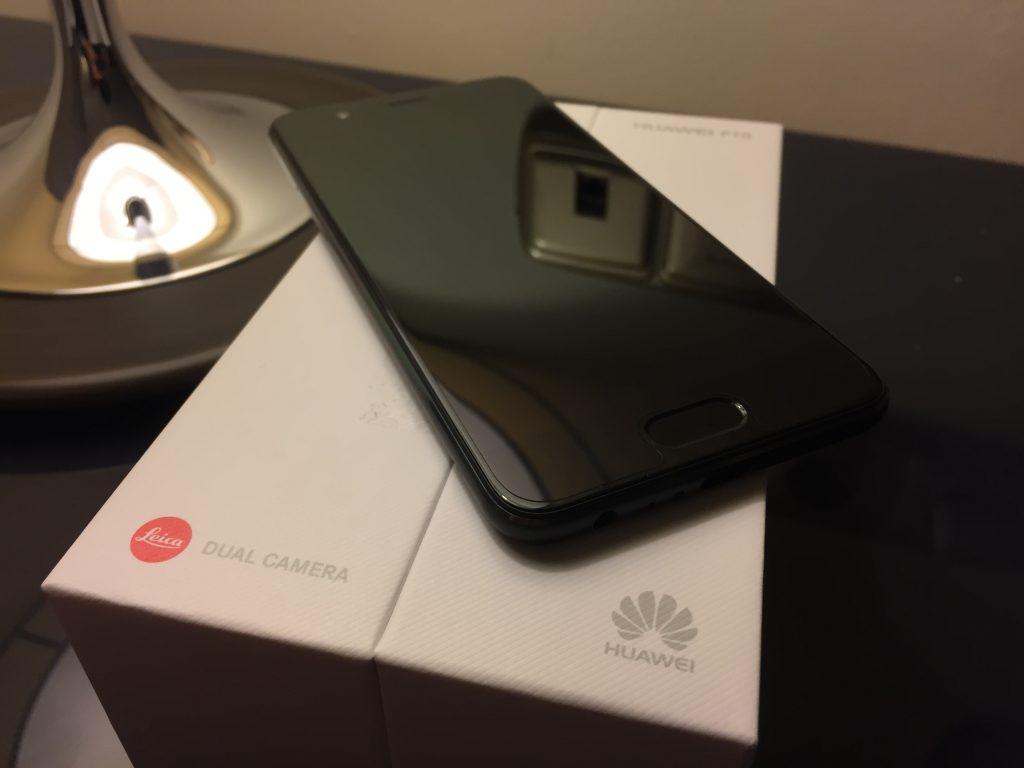 Huawei P10 ensivaikutelma # MWC17 1
