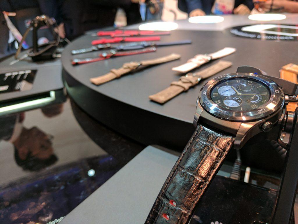 Huawei Watchun ilk təəssüratı 2 # MWC17 1