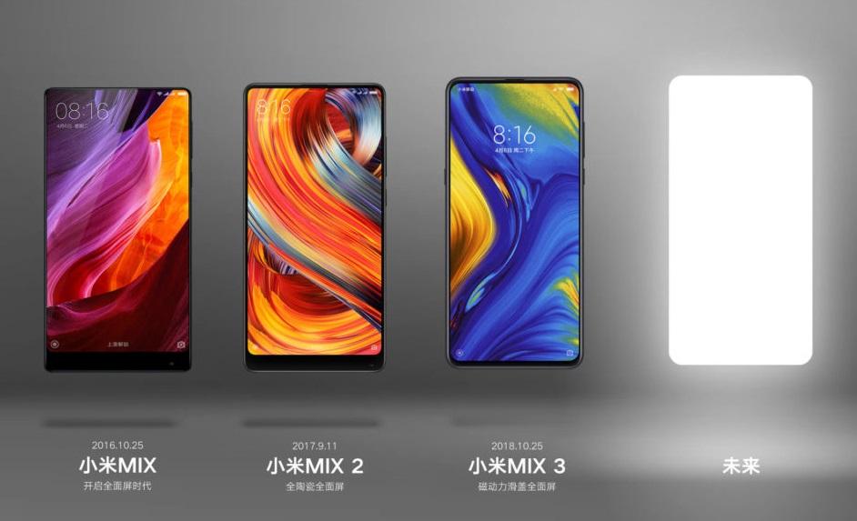 Lebih detail tentang Xiaomi Mi Mix 4 2