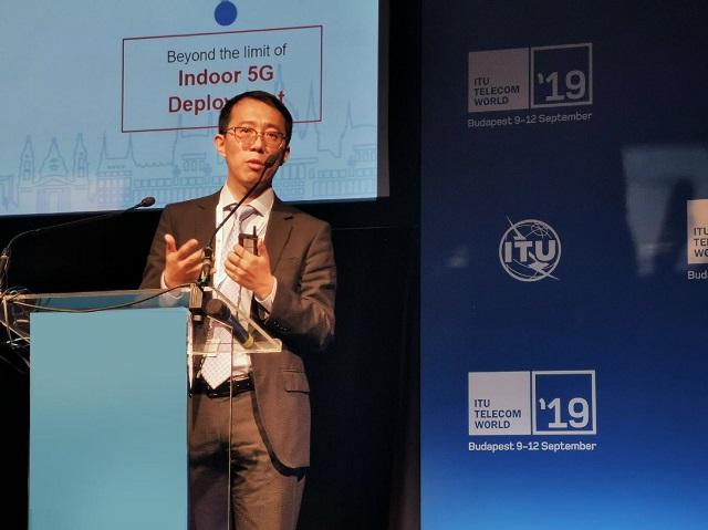 Пет достигнувања на ултра-слабата страница на Huawei што овозможуваат брза имплементација на 5G 2