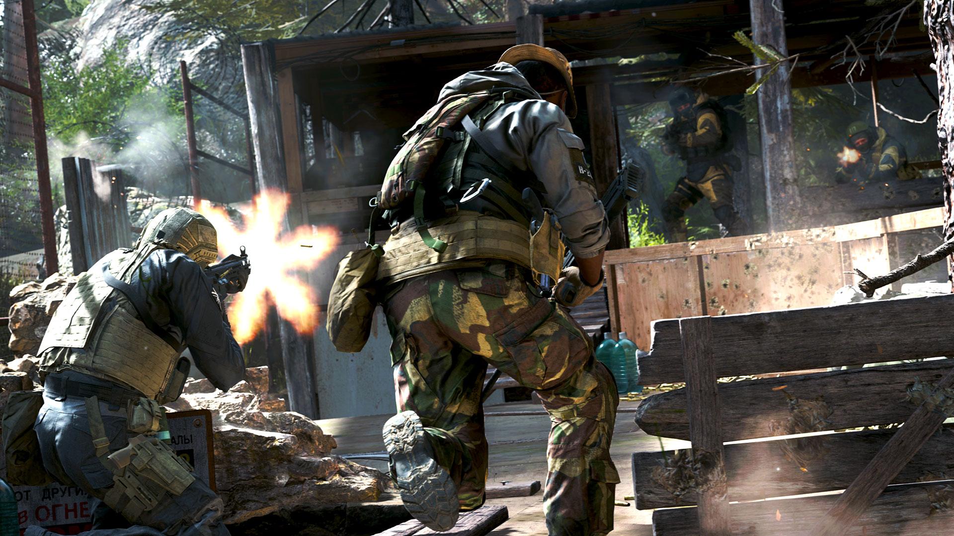 Tại sao nên sử dụng #TeamMiniMap trong Call of Duty: Modern Warfare? 3