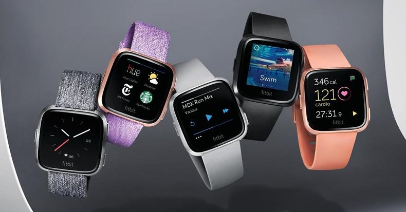 ¡Lanzada la famosa marca de relojes inteligentes Fitbit! 1