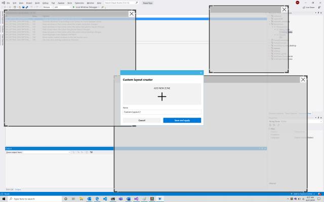 Microsoft Rilis Pertama Windows 10 Pengaya PowerToys 2