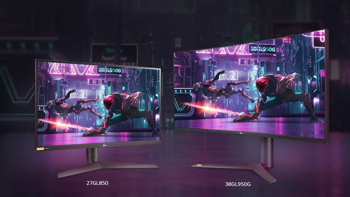 Monitor gaming LG generasi berikutnya UltraGear IPS diperkenalkan di IFA 2019 1