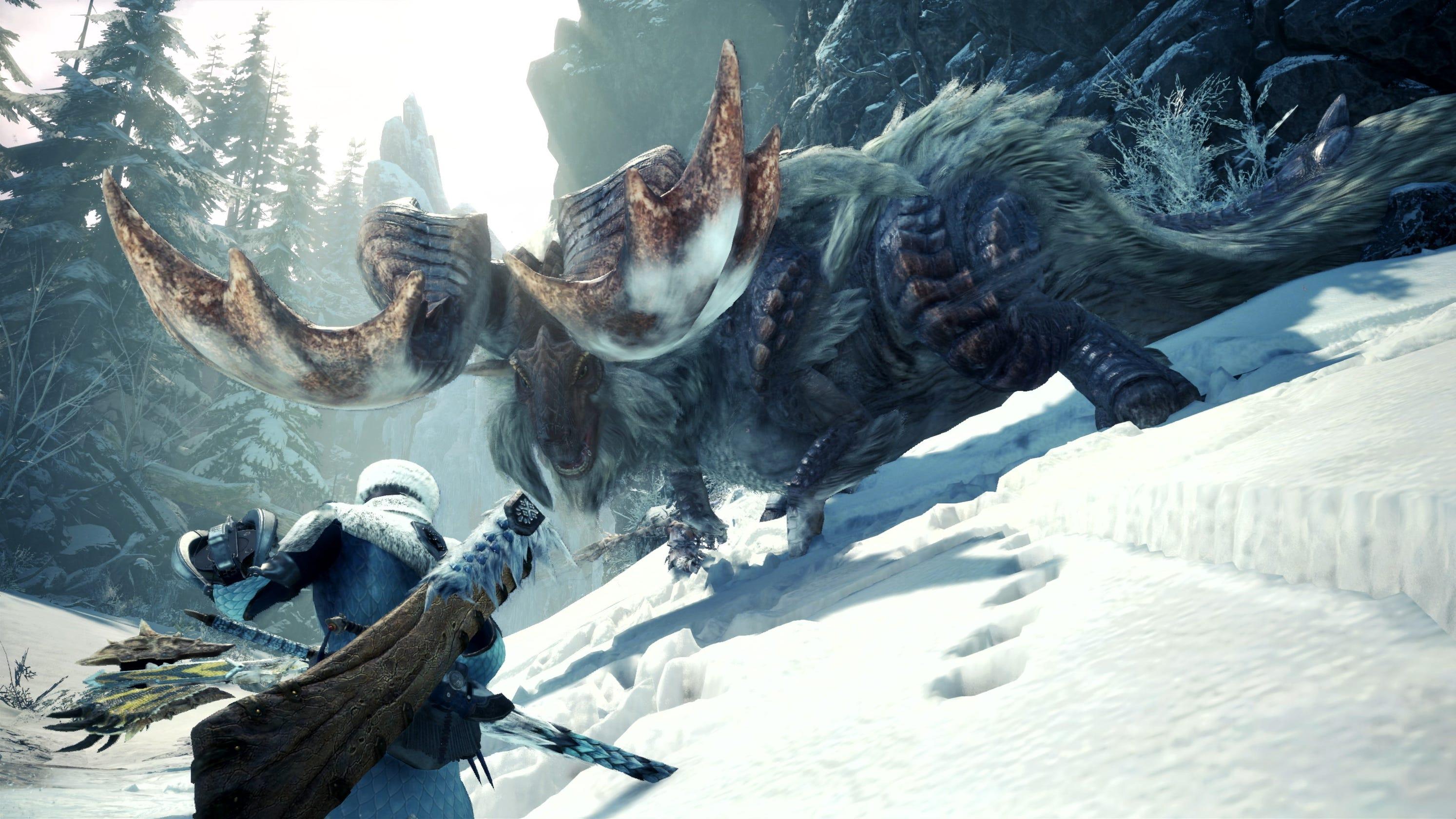 Monster Hunter: Iceborne World Beta Date تم الكشف عنه رسميًا 1