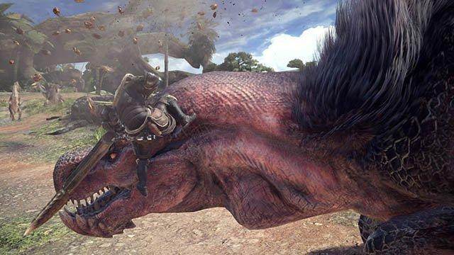 Monster Hunter World Conflagrant Sac Location | Monster mana yang menjatuhkan Sacflagrant Sacs? 1