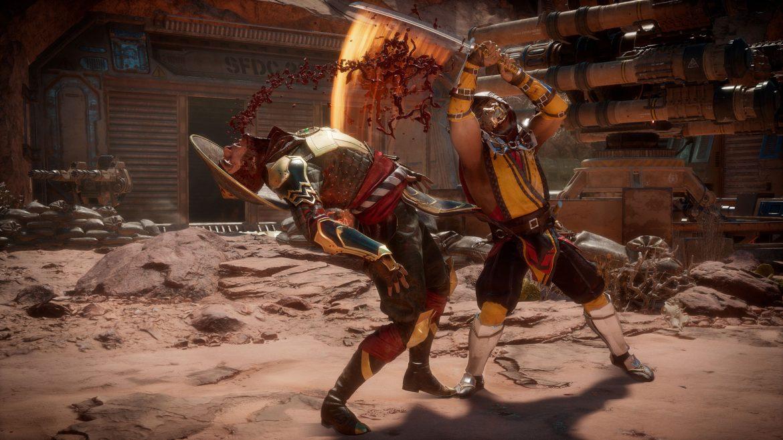 Mortal Kombat 11 Perbarui Versi 1.09 Catatan Patch Penuh (PS4, Xbox One)