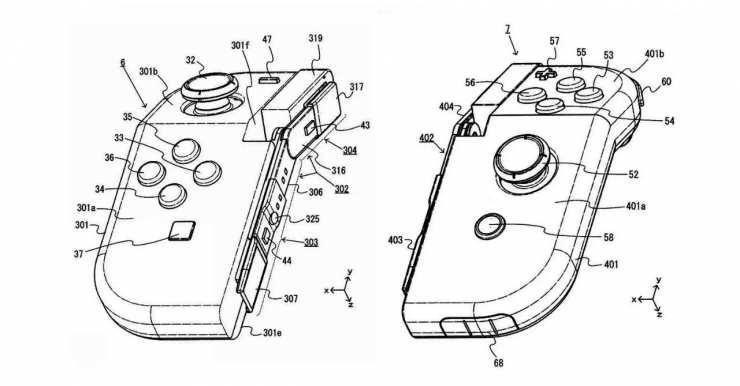 Nintendo kann Faltsteuerungen für herstellen Switch 2