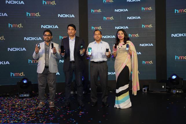 Nokia Mobile ги објави новите телефони на Nokia во Бангладеш 1