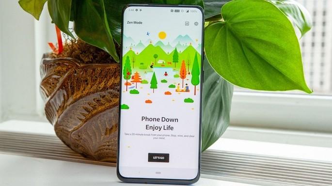 Mode OnePlus Zen