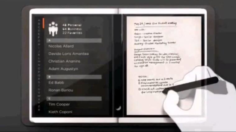 Microsoft-un Centaurus cüt ekranlı kompüteri 360 dərəcə menteşə və maqnit bağlamasına sahib ola bilər 1