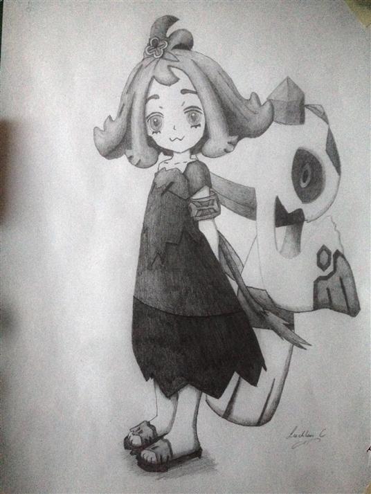 Pokemon Sun dan Moon Fan Seni Terbaik di Internet 11