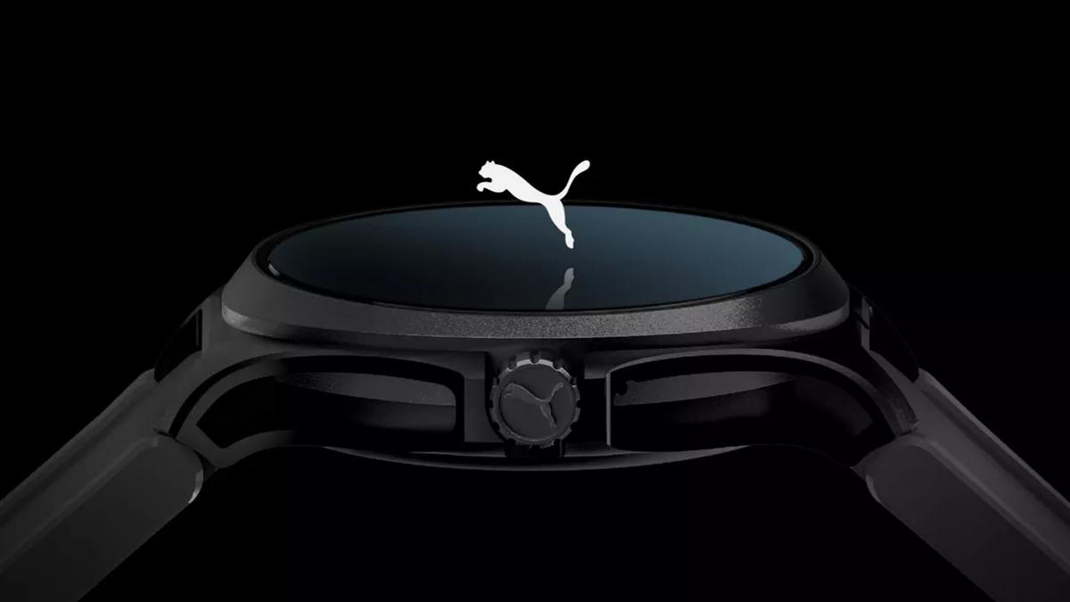 El fabricante de ropa deportiva de Puma presentará el primer reloj inteligente WearOS 1